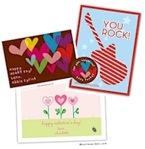Children's Greeting Cards & Exchange Cards