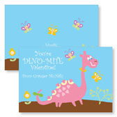 Noteworthy Collections - Valentine's Day Cards (Dino-mite)