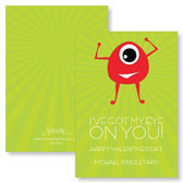 Noteworthy Collections - Valentine's Day Cards (Eye on You)
