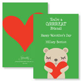 Noteworthy Collections - Valentine's Day Cards (Grrreat Friend)