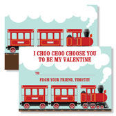 Noteworthy Collections - Valentine's Day Cards (Choo Choo)