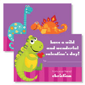 Noteworthy Collections - Valentine's Day Cards (Dino Wild)