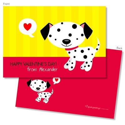 Spark Spark Valentine S Day Exchange Cards A Patchy Valentine S