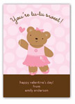 Stacy Claire Boyd - Children's Petite Valentine's Day Cards (TuTu Sweet)