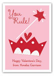 Stacy Claire Boyd - Children's Petite Valentine's Day Cards (You Rule)