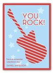 Stacy Claire Boyd - Children's Petite Valentine's Day Cards (You Rock)